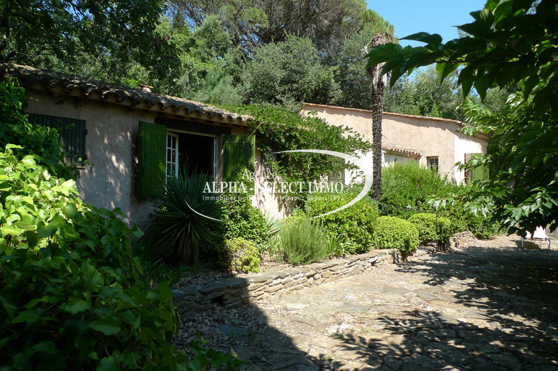 Photo House Grimaud Proche village,   to buy house  3 bedrooms   108 m²