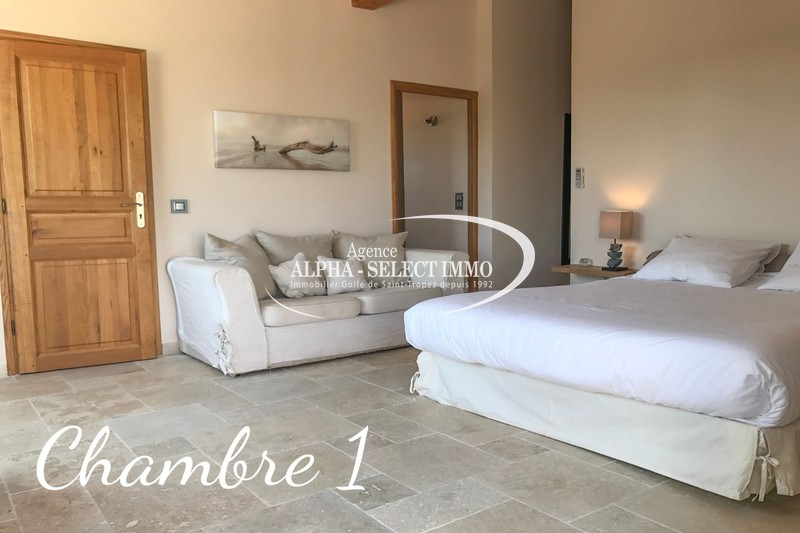 Photo n°7 - Vente Maison villa Grimaud 83310 - 1 300 000 €