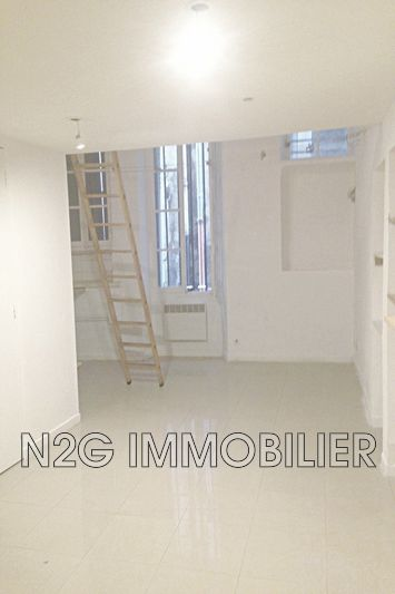 Photo Appartement Grasse  Location appartement  1 pièce   20 m²