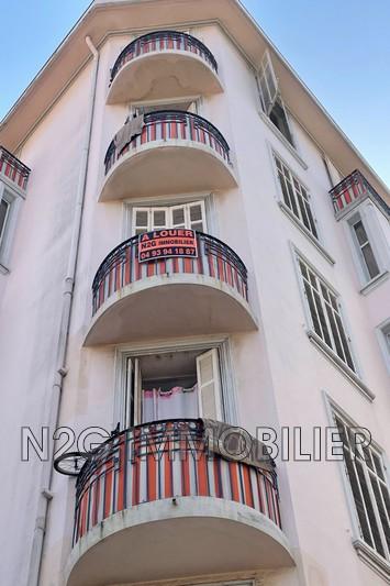 Appartement Cannes Centre-ville,  Location appartement  1 pièce   23m²