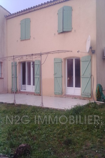 House Montauroux  Rentals house  4 bedrooms   87 m²