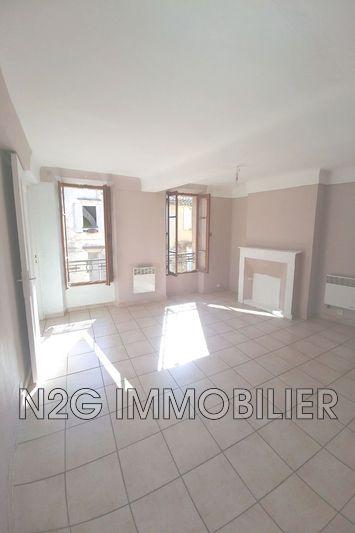 Appartement Grasse  Location appartement  2 pièces   38m²