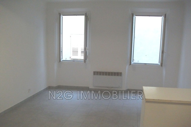 Apartment Vallauris Centre-ville,  Rentals apartment  1 room   19 m²