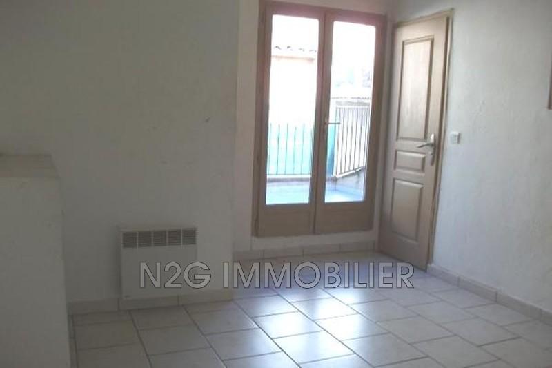 Appartement Grasse  Location appartement  2 pièces   30m²