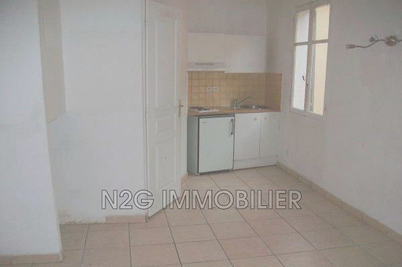 Photo Appartement Grasse Centre-ville,  Location appartement  1 pièce   18 m²