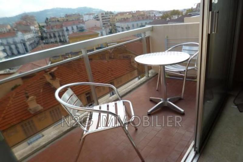 Appartement Cannes Centre-ville,  Location appartement  1 pièce   25m²