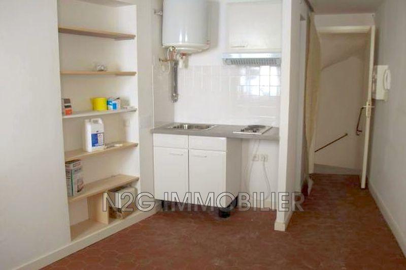 Apartment Grasse Centre-ville,  Rentals apartment  1 room   23m²