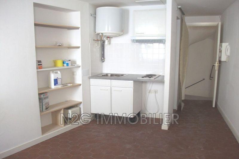 Appartement Grasse  Location appartement  1 pièce   23m²