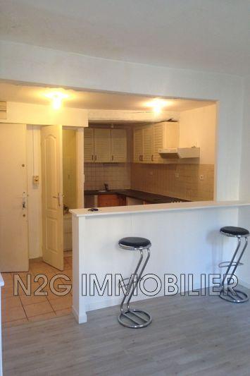 Photo n°1 - Location appartement Grasse 06130 - 450 €