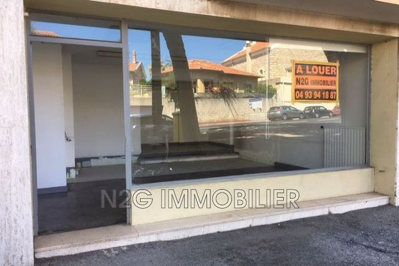 Local professionnel Cannes Centre-ville,  Professionnel local professionnel   53 m²