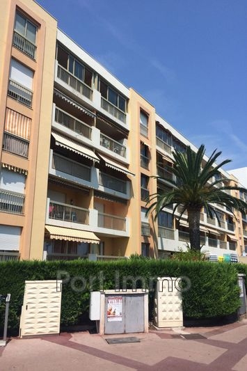 Photo Apartment Cagnes-sur-Mer Plage,  Rentals apartment  1 room   29 m²