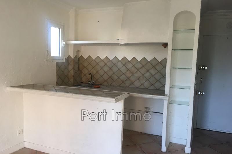 Photo Apartment Villeneuve-Loubet Plage,  Rentals apartment  1 room   24m²