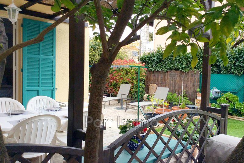 Rez-de-jardin Cagnes-sur-Mer Val fleuri,  Location saisonnière rez-de-jardin  1 chambre   45m²