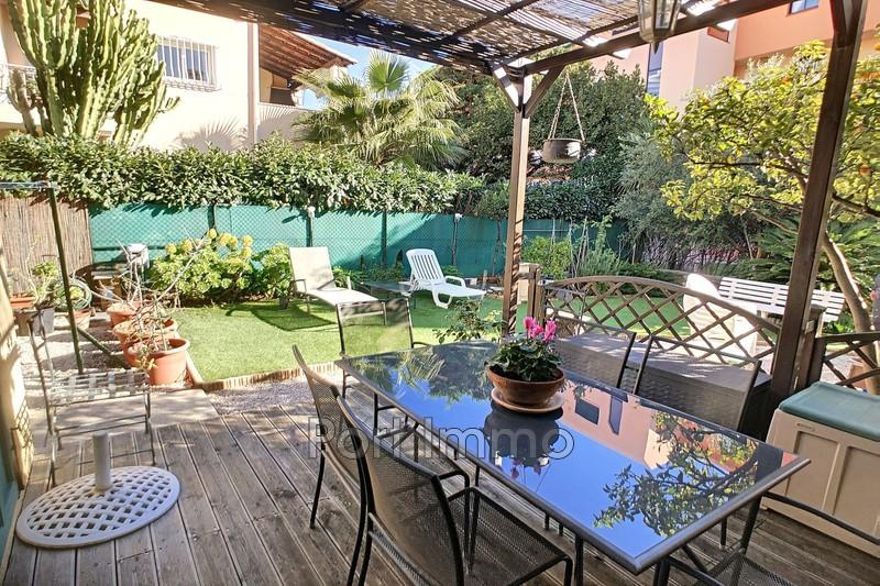 Ground garden Cagnes-sur-Mer Val fleuri,  Location saisonnière ground garden  1 bedroom   40m²