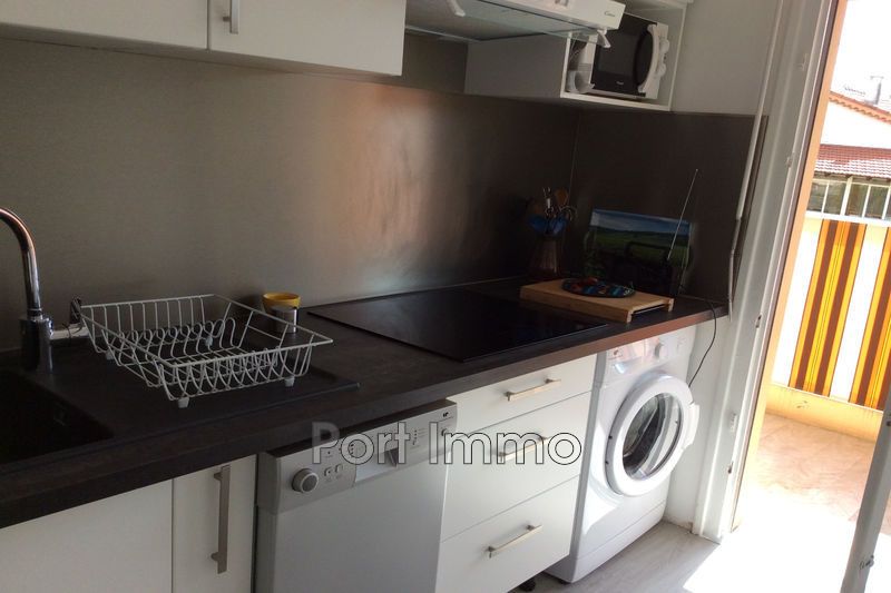 Appartement Cagnes-sur-Mer Vespins,  Location saisonnière appartement  2 pièces   42m²