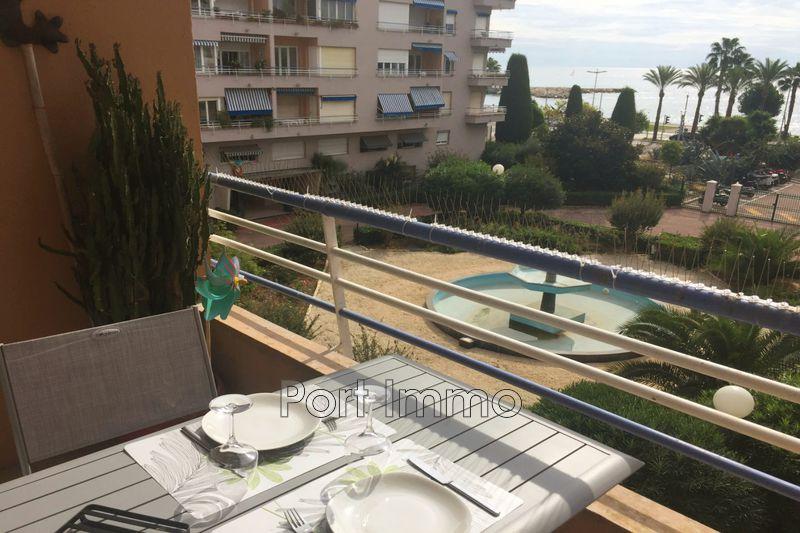 Appartement Cagnes-sur-Mer Cros de cagnes,  Location saisonnière appartement  2 pièces   45m²