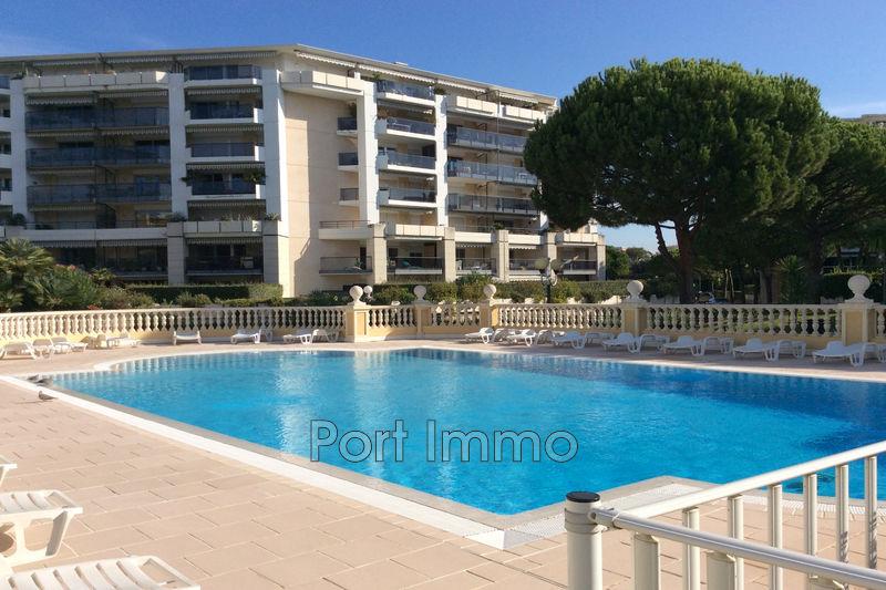 Appartement Cagnes-sur-Mer Cros de cagnes,  Location saisonnière appartement  2 pièces   50m²
