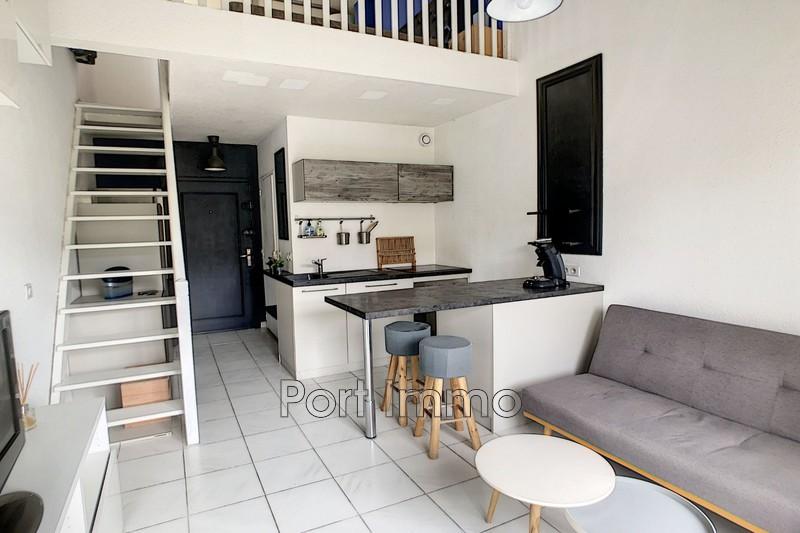 Duplex Villeneuve-Loubet Vaugrenier,  Location duplex  1 pièce   26m²