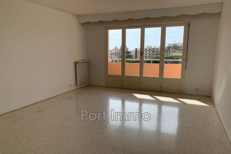 Appartement Vallauris Centre-ville,  Location appartement  3 pièces   70m²