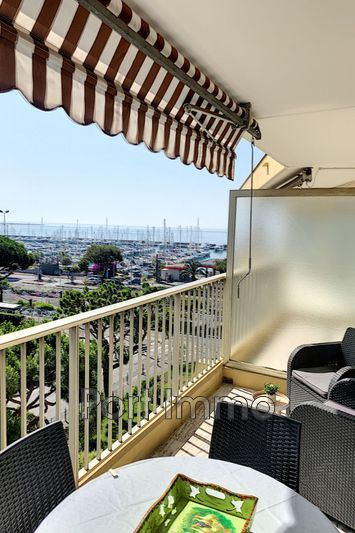 Photo Apartment Cagnes-sur-Mer Vespins,  Location saisonnière apartment  1 room   30 m²