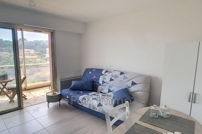 Apartment Villeneuve-Loubet  Rentals apartment  1 room   23m²