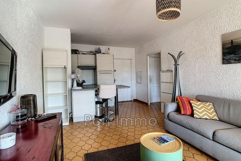 Photo n°2 - Location appartement Villeneuve-Loubet 06270 - 830 €
