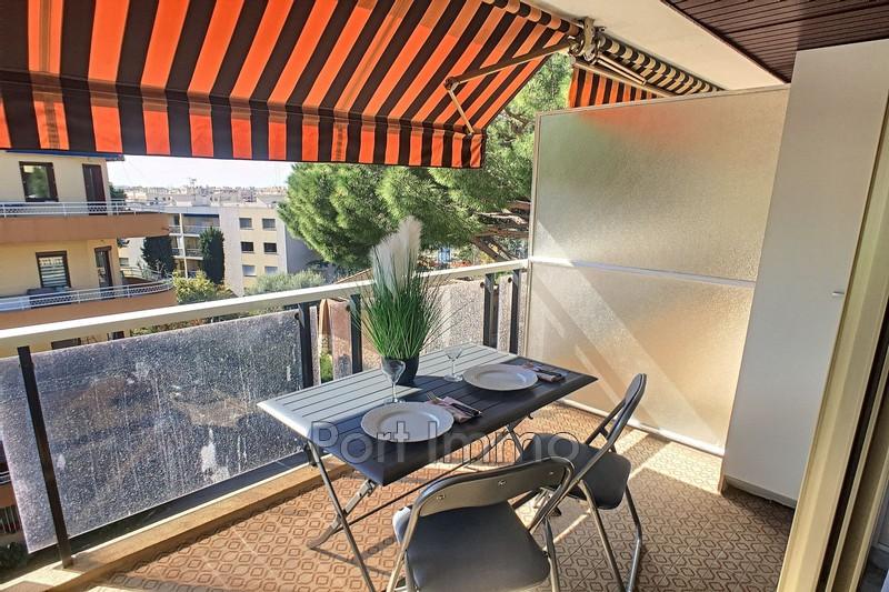 Appartement Cagnes-sur-Mer Centre-ville,  Location saisonnière appartement  3 pièces   70m²