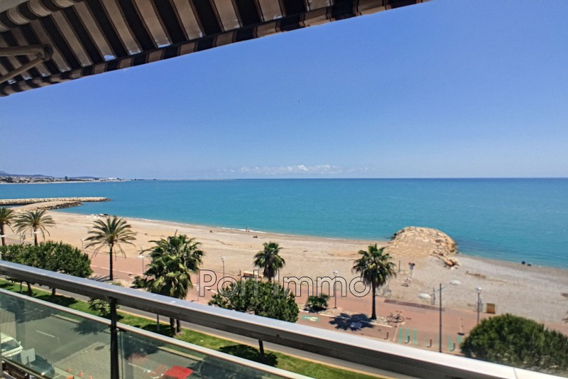 Appartement Cagnes-sur-Mer Hippodrome-pinède,  Location saisonnière appartement  2 pièces   45m²