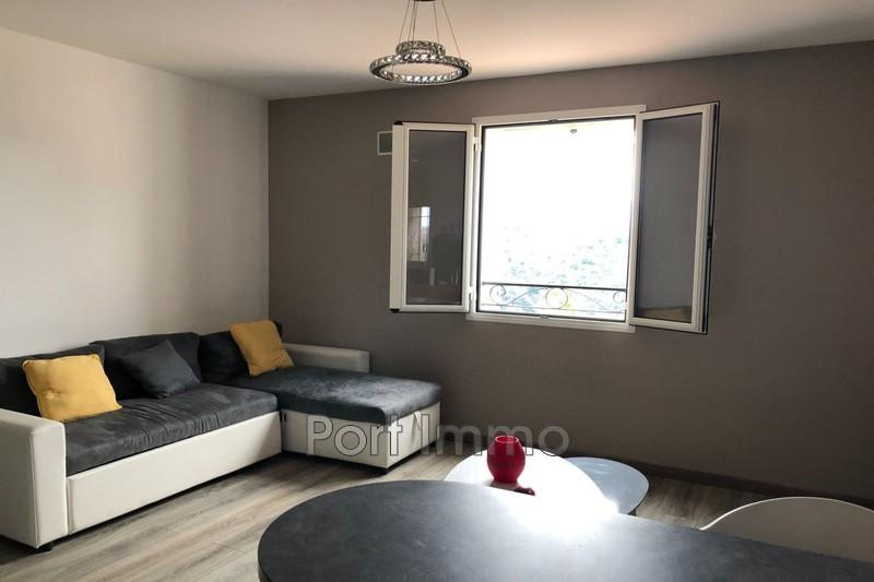 Appartement NICE Collettes-bréguières,  Location appartement  2 pièces   38m²