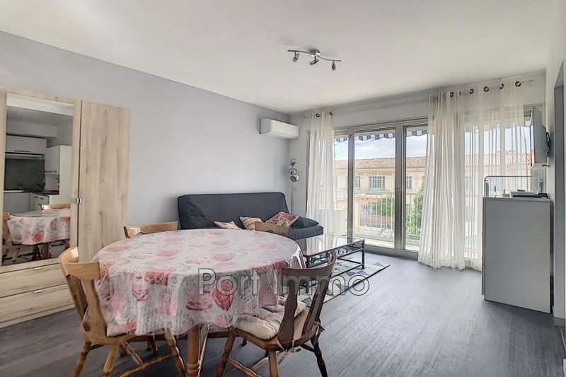 Appartement Cagnes-sur-Mer Cros de cagnes,  Location appartement  1 pièce   29m²