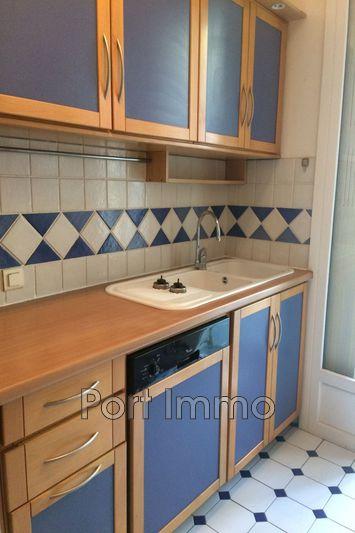 Appartement Cagnes-sur-Mer Cros de cagnes,  Location appartement  2 pièces   55m²