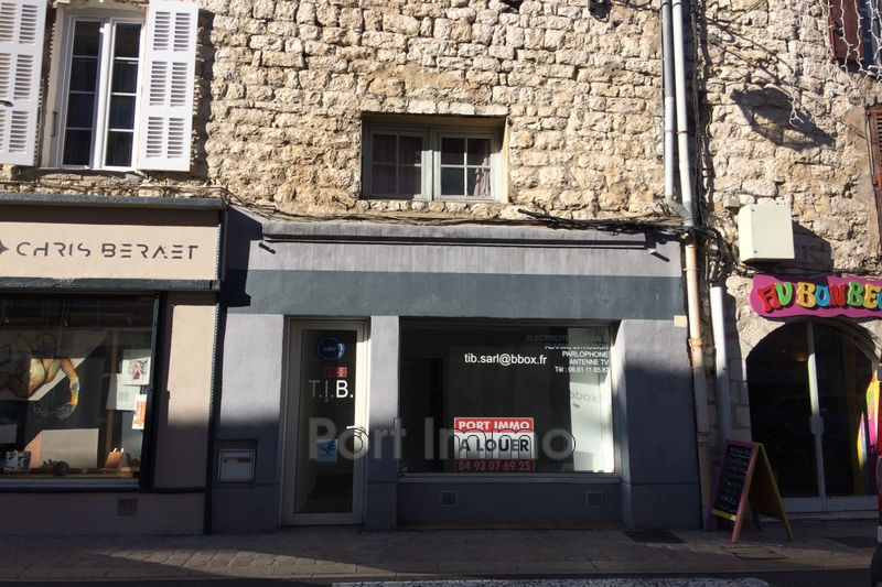 Boutique Vence Centre-ville,  Professionnel boutique   39 m²