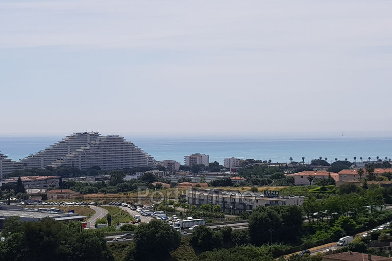 Photo Apartment Villeneuve-Loubet Hauts ginestières,   to buy apartment  3 rooms   72 m²