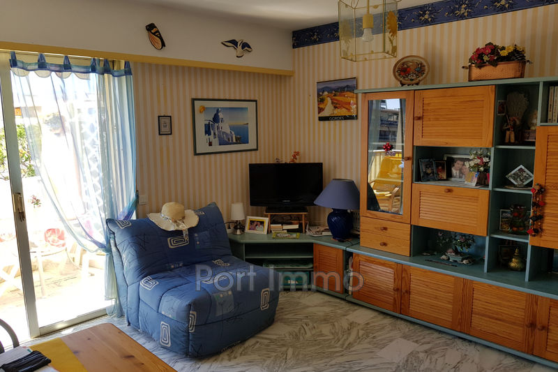 Appartement Saint-Laurent-du-Var Vespins,   achat appartement  1 pièce   21m²
