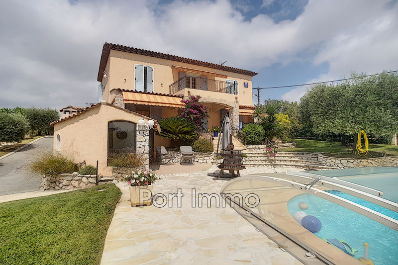 Photo Mansion Cagnes-sur-Mer Montaleigne,   to buy mansion  4 bedrooms   169 m²