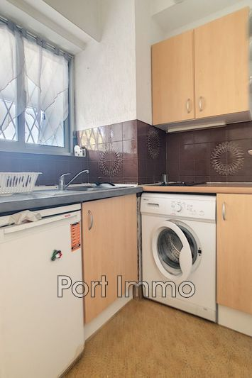 Photo n°5 - Vente appartement marina Villeneuve-Loubet 06270 - 126 000 €
