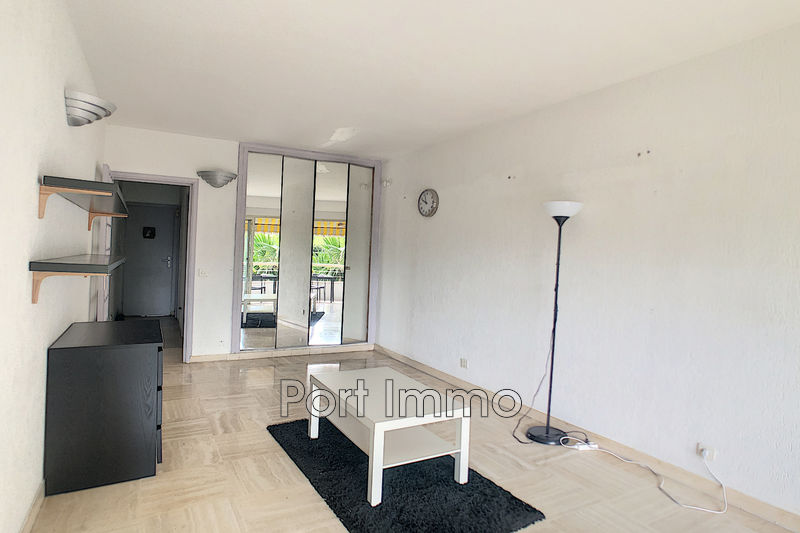 Photo n°3 - Vente appartement marina Villeneuve-Loubet 06270 - 126 000 €