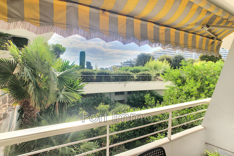 Photo n°1 - Vente appartement marina Villeneuve-Loubet 06270 - 126 000 €