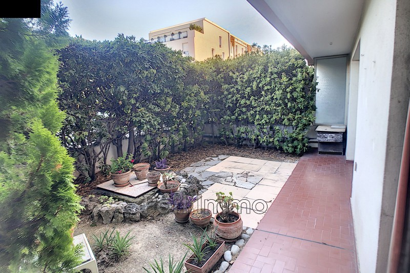 Photo Ground garden Saint-Laurent-du-Var Centre-ville,   to buy ground garden  1 room   33 m²