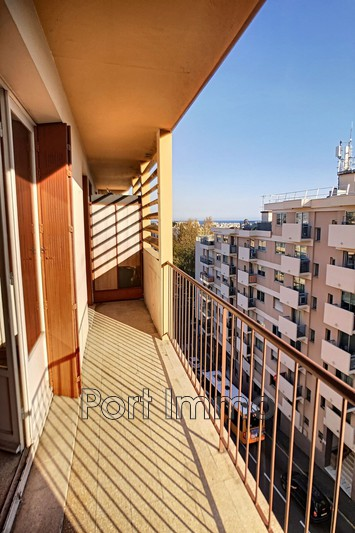 Appartement Cagnes-sur-Mer Centre-ville,   achat appartement  3 pièces   57m²