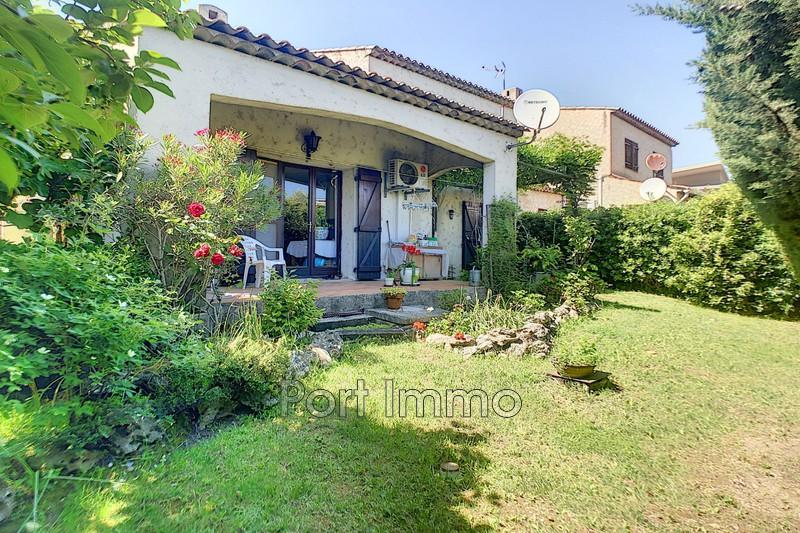Villa provençale Villeneuve-Loubet Les maurettes,   to buy villa provençale  3 bedrooms   144m²