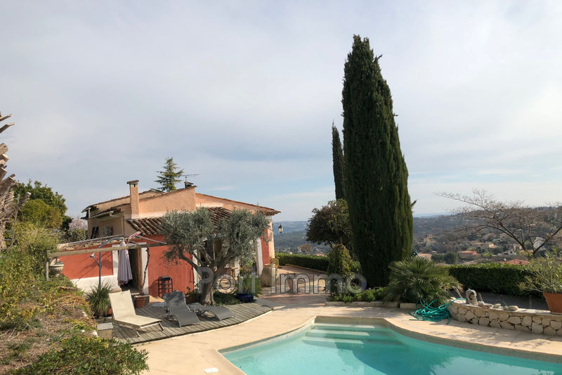 Villa Saint-Jeannet   achat villa  3 chambres   135m²