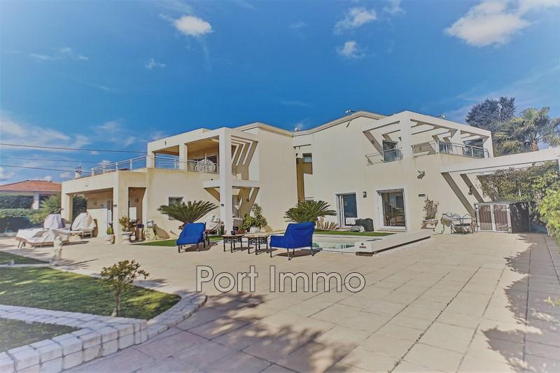 Maison contemporaine Cagnes-sur-Mer Cros de cagnes,   achat maison contemporaine  6 chambres   354m²