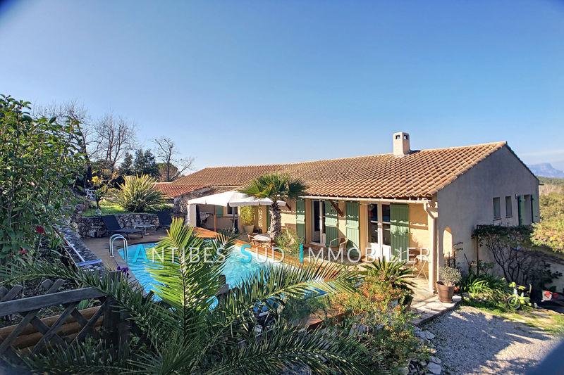 Villa Vallauris Proche sophia,   to buy villa  5 bedroom   180m²