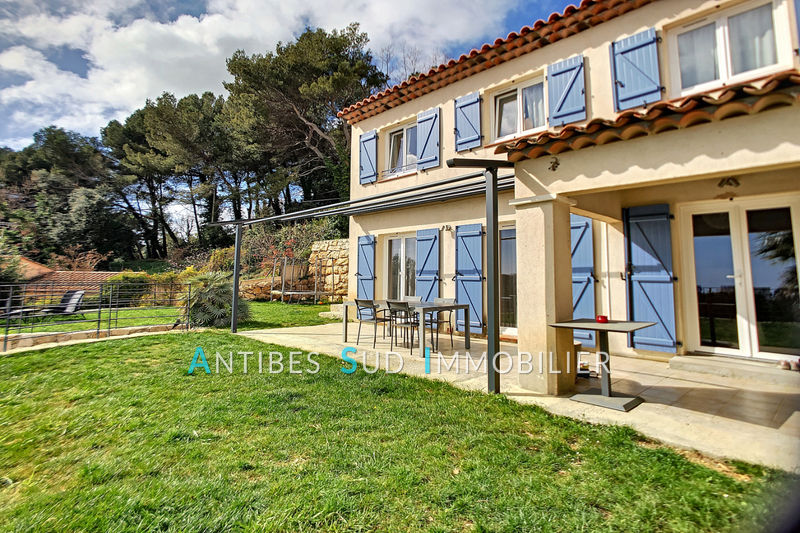 Photo Villa Vallauris Résidentiel,   to buy villa  3 bedroom   103 m²