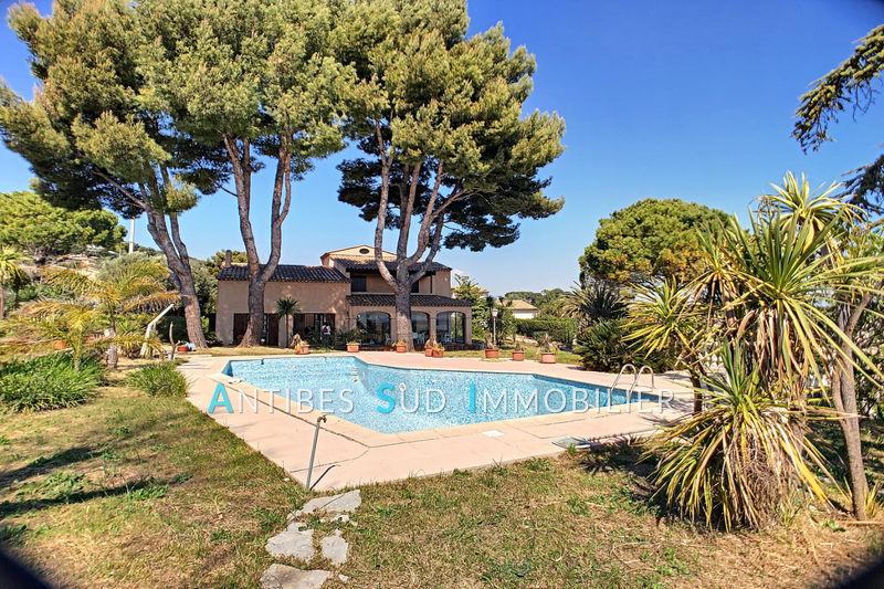 Villa Antibes Les brusquets,   achat villa  4 chambres   190m²