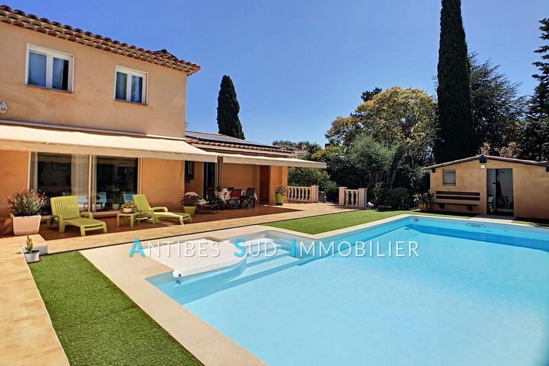 Photo Villa Golfe-Juan Proche plages,   achat villa  3 chambres   106m²