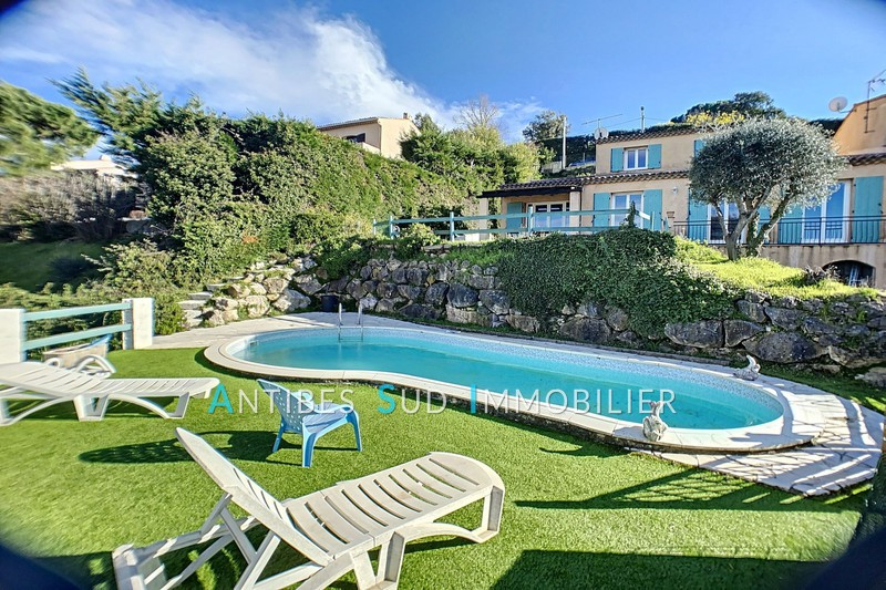 Photo Villa Vallauris Super cannes,   to buy villa  3 bedroom   100 m²