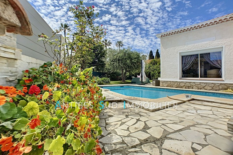Photo Villa Golfe-Juan Centre et plages,   achat villa  3 chambres   110m²