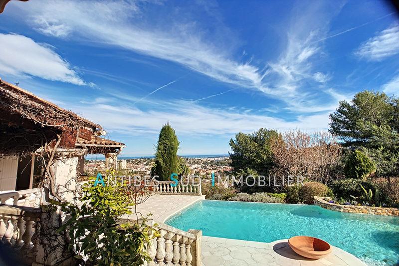 Villa Vallauris   achat villa  3 chambres   160m²